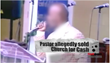 RRI exposes scammers in hard hit urban areas, including a pastor who allegedly stole a church!