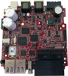 Technologic Systems Introduces their Newest Industrial Single Board Computer the TS-7680