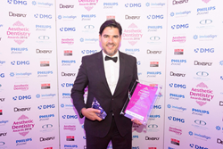 Dr Federico Brunner Wins Aesthetic Dentistry Award
