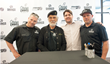 Tommy Chong and Shango Executives Introduce Chong's Choice in all Five Shango Stores Saturday, April 9th Photo Credit: Shango