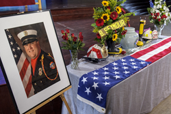 Brian Seymour; organ donor; Iowa firefighter; fire chief; gift of life; Iowa Organ donor
