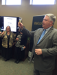 Official toast presented by Anchorage Economic Development Corporation President Bill Popp