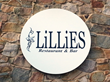 LiLLiES Sign