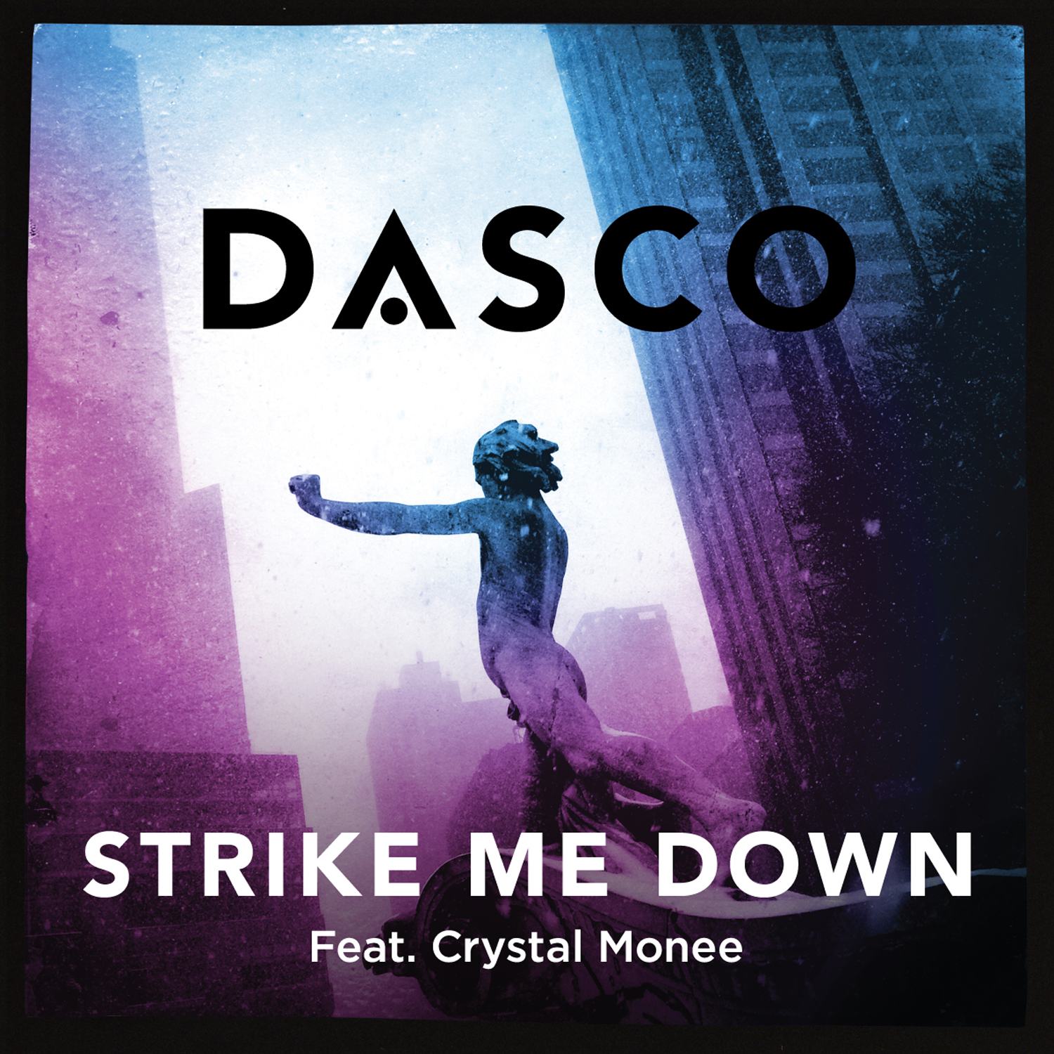 Dasco s new deep house single strike me down feat for Deep house singles