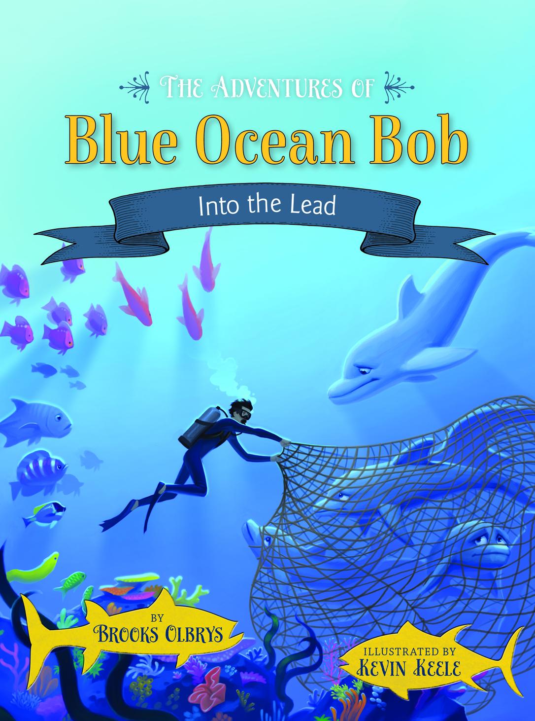 kids dive deep with blue ocean bob  children u2019s book series