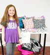 Tween Fashion Designer sells her line to peers