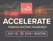 Three Industry Thought Leaders on Analytics, Data Science, and Data Visualizations to Keynote the TDWI Accelerate Conference