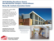 Announcing the 2016 SIPA Building Excellence Award Winners