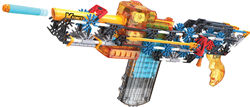 K'NEX K-FORCE Flash Fire Blaster