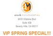 AM Facial Plastics Announces Special Spring VIP Feel Good Event on April 27, 2016