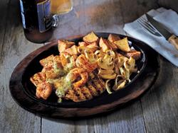 Applebee's Bourbon Street Chicken and Shrimp