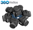 360Heros Debuting Blackmagic Design Virtual Reality 360 Video Camera Systems at NAB