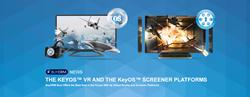 KeyOS VR and Screener