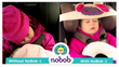 No More Bobbing Heads While Travel Napping: NoBob Offers the Safest, Most Comfortable Head Support Available Today in Both Child-friendly and Adult Versions