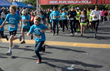 Hundreds take part, running to raise awareness of the importance of street safety.