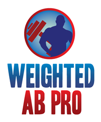 The Weighted Ab Pro is an exercise invention created to provide toned and firm abs without causing back or neck injuries.