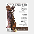 Friends of the Arts and Artists Dean and Pam Cameron Purchase Art Chowder Magazine.