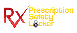 Rx Prescription Safety Locker provides an organizational medical invention and locking system for medicines that people who take a plurality of medicines will find helpful.
