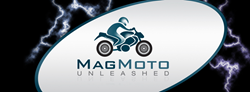 MagMoto Unleashed is a technological invention that provides entertainment functions for motorcycle drivers.