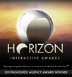 Bayshore Solutions Wins Nine 2016 Horizon Interactive Awards and Is Named a 2016 Horizon Interactive Distinguished Agency