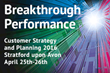 Creative Virtual to Present Knowledge Management Showcase at the Customer Strategy and Planning 2016 Conference