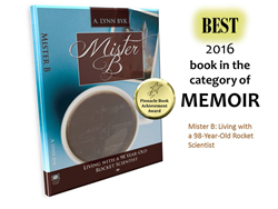Best library book for AARP Mister B