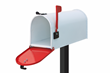 The Smart Mailbox is a technological invention that adds safety and convenience when checking for new mail in the mailbox.