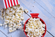 Just Popcorn is a food invention that separates the corn that has been popped from those that haven't.