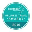 Wellness Travel Awards 2016 logo