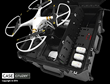 New CaseCruzer Mobile Drone Charging Station Helps Film Industry, Law Enforcement, and Racing Sports Keep UAVs Juiced up