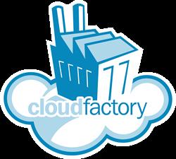 CloudFactory logo