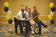 Sales directors combined hard work with fun team bonding.