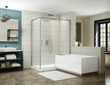 MAAX Bath Inc. Introduces Innovative Solutions for Baths, Showers and Shower Wall Configurations with ModulR and U tile