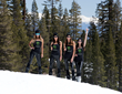 Monster Energy Girls | Holy Bowly Mammoth 2016