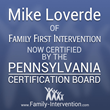 Family First Intervention Founder Earns CIP Certification to Professional Credentials