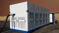 The air source heatpump that Star Renewable Energy will be displaying at All-Energy Conference 2016