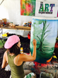 Mellow Mushroom Showcases Its Art Experience at Sweetwater 420 Fest