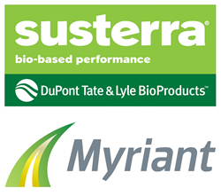 DuPont Tate & Lyle Bio Products - Myriant Logos