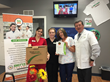Pharmacists in Benzer Pharmacy located in Auburndale, Florida receive their DisposeMyMeds container.