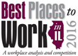 Optimal Design Named one of 2016 Best Places to Work In Illinois.