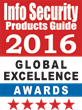 Nuspire Networks honored as multiple winners in the 12th Annual 2016 Info Security PG's Global Excellence Awards®