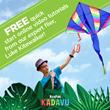KickFire Kadavu® Luke Kitewalker