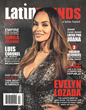 Evelyn Lozada Graces April Cover of LatinTRENDS Magazine