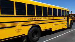 Kyrene School District now runs 85 percent of its school bus fleet on propane autogas.
