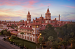 Explore the grandeur of the former Hotel Ponce de Leon, built in 1887 by Henry Flagler.