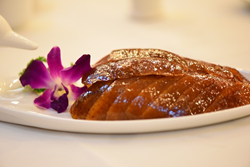 peking duck at Chili House SF
