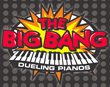 The Big Bang Dueling Piano bar located in the Flats East Bank