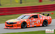 Aaron Quine Trans-Am Camaro with Summit Racing Huggin' Orange Paint