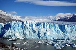 Perito Moreno Glacier, Argentina. CREDIT: Bruno Camargo
