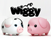 Spiral Toys Introduces Wiggy, The Internet-Connected Piggy  Bank of the Future, that Teaches Kids About Saving